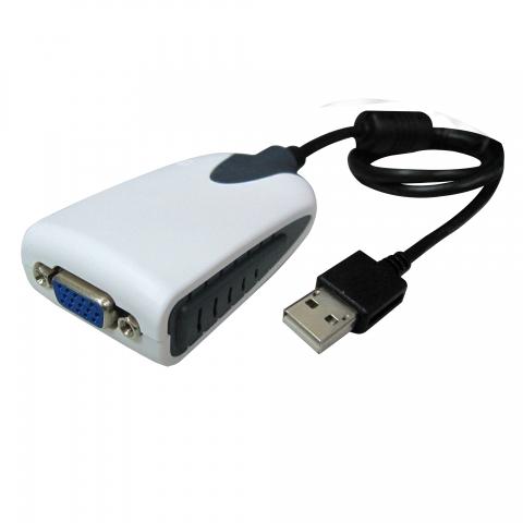 UVGA-A8211 USB 2.0 VGA Display Adapter 1