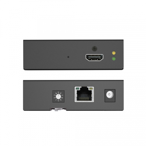 IPE605-TX/RX HDMI Video Wall Over IP Extender 4