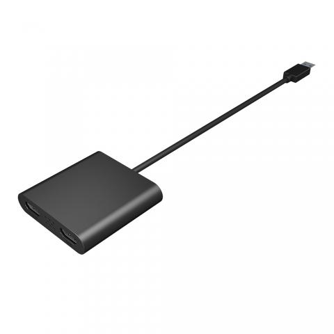 U3-A8610 USB 3.0 to HDMI Dual Display Adapter 2