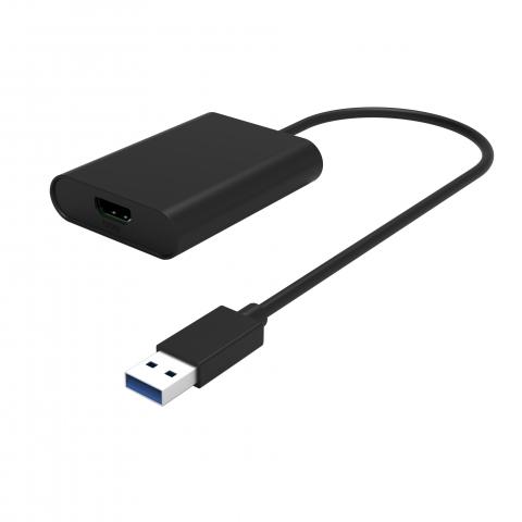 U3-A8640 USB 3.0 to 4K HDMI Display Adapter 1