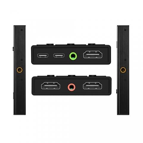 U3-CA006 Dual HDMI™ Video Capture 4